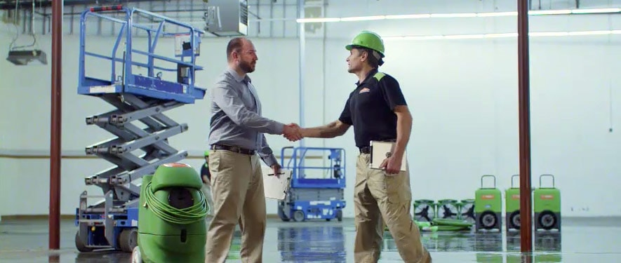 East Brunswick Nj Servpro Commercial Cleaning And