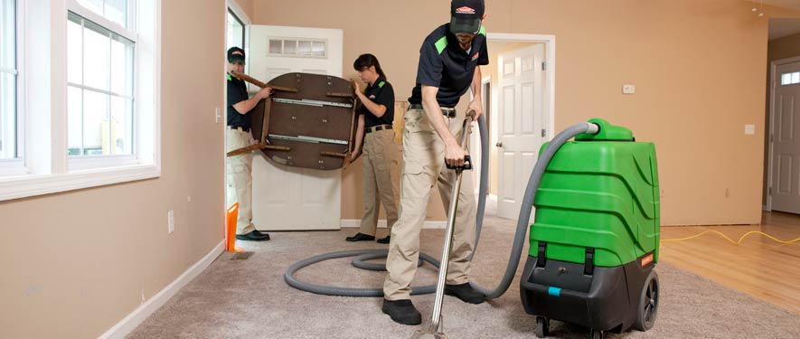 East Brunswick, NJ residential restoration cleaning